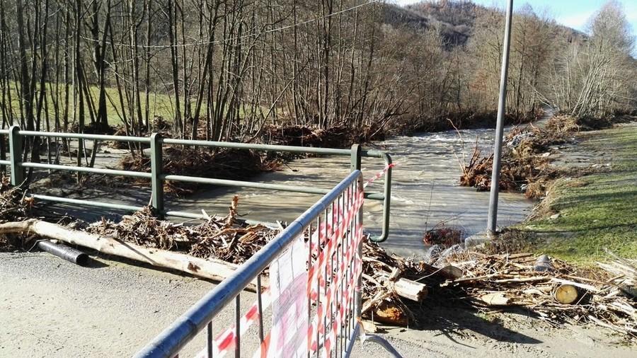 Maltempo, emergenza in Nord Italia In Piemonte esonda il Tanaro