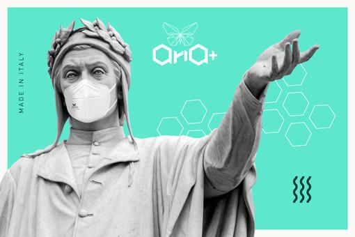 Aria+ FFP2, la mascherina made in Italy certificata contro il Covid