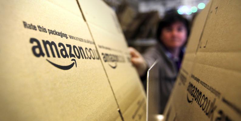 Il centro di distribuzione di Amazon in Piemonte? Sarà a Vercelli