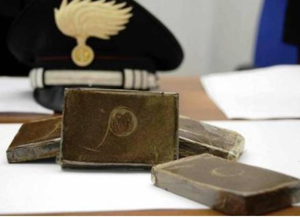 Diciotto arresti per droga nel varesotto