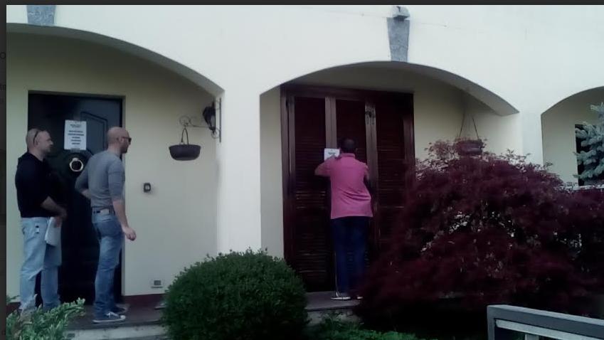 Vercelli, anziana uccisa in casa: la Polizia ferma la figlia