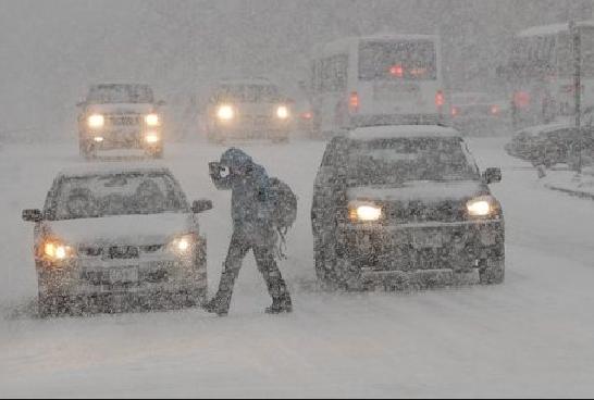 Maltempo: attesa neve sul Piemonte, è allerta gialla