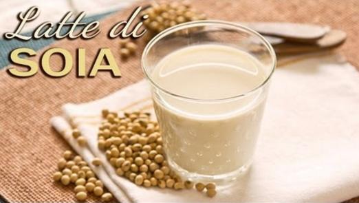 Addio al latte di soia