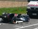 Incidente: grave un 42enne