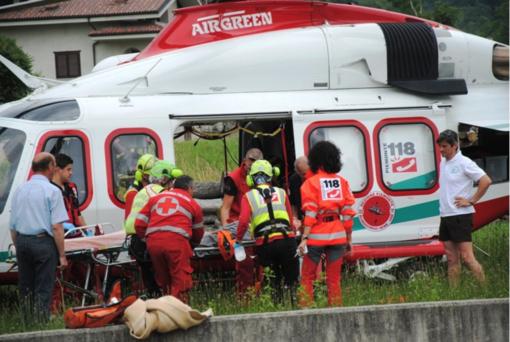 Incidente tra Crescentino e Lamporo: morto Franco Cappone