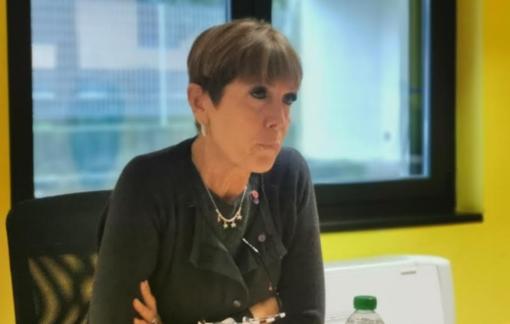 Anna Villa, presidente di Elleuno