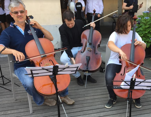 Festa della Musica:33 eventi e un po' di maltempo
