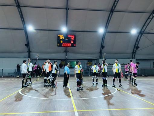 CSA Agrate Brianza - Hockey Vercelli 4-12