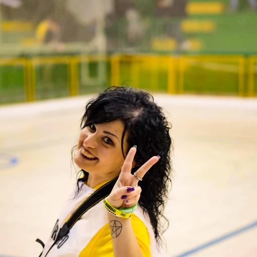 Chiara Tugnolo e alcune sue foto al Palapregnolato