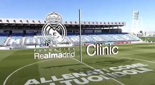 A luglio scegli il clinic del Real Madrid ad Albenga: iscrizioni aperte per ragazze e ragazzi dai 7 ai 16 anni