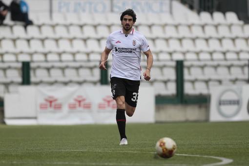 Costantino, autore del gol-partita contro la Juventus U23