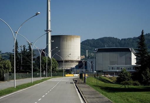 La ex centrale Fermi di Trino