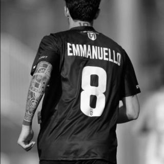 Emmanuello un gol e una traversa