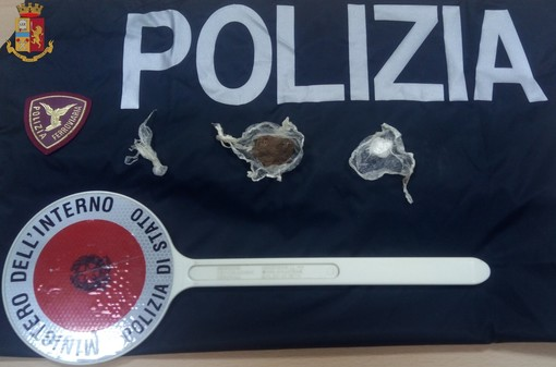 Tornava da Milano con la droga, arrestato un 49enne