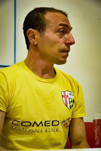 Amleto Francazio, nelle belle foto di Chiara Jett Tugnolo realizzate durante l'intervista