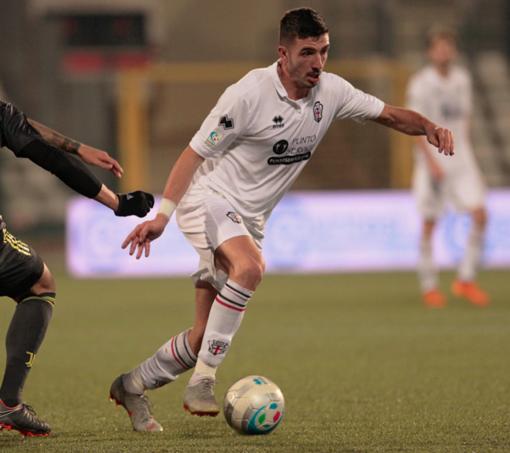 Morra, sesto gol stagionale (foto Ivan Benedetto)