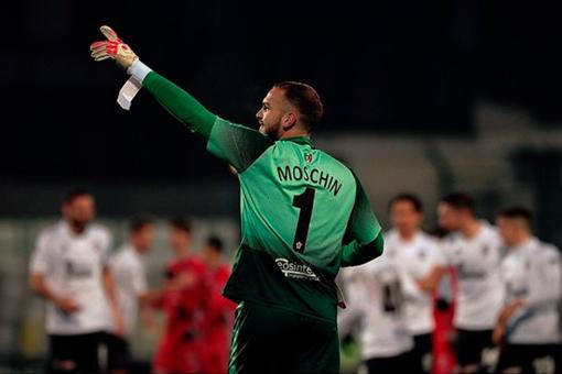 Moschin, nessuna colpa sui due gol