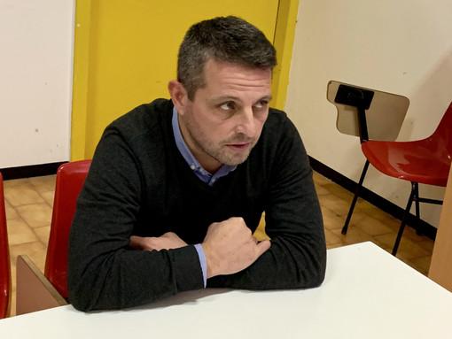 Andrea Ortogni, tecnico dell'Amatori