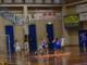 Caldaia rotta, salta la partita di basket