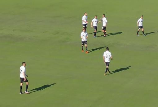 Gol di Berra: Pro in vantaggio con il Siena