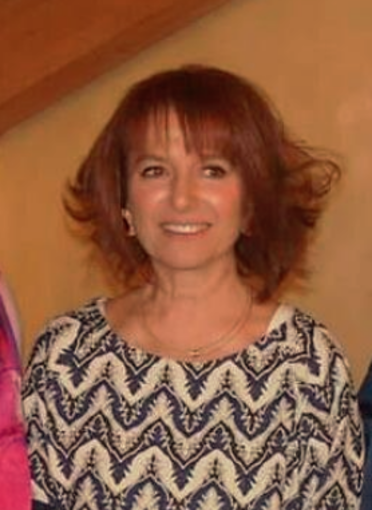 Gianna Baucero, candidata in Forza Italia