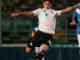 Il centrocampista della Pro, Mal (Ivan Benedetto)