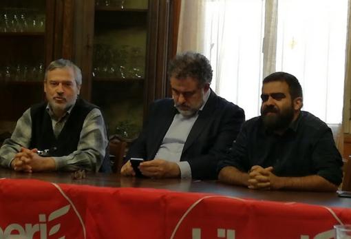 Sergio Bagnasco, Federico Fornaro, Marco Grimaldi