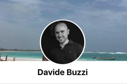 La pagina facebook di Davide Buzzi