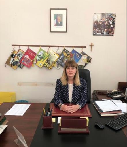 La dottoressa Cristina Lanini