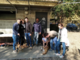Dipendenti Amazon e volontari della Lega
