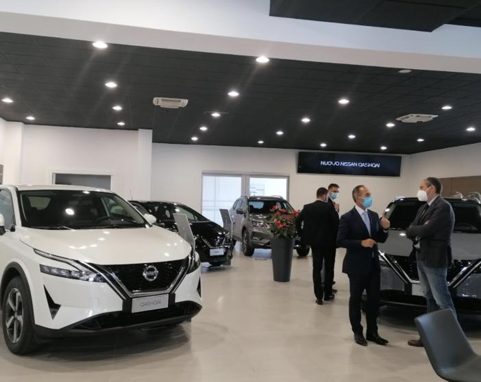 Giovedì 23 settembre, concessionaria Nissan di Vercelli
