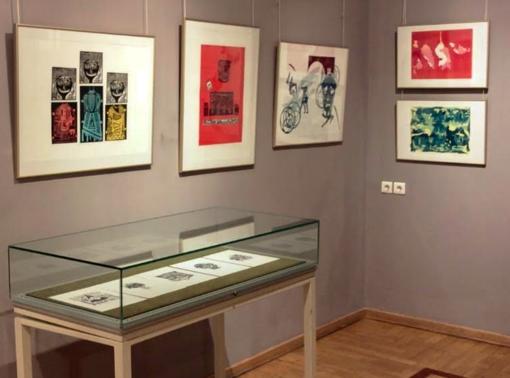 Printmaking Vercelli alla Biennale di grafica d'arte a Kazan