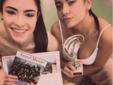 Samantha Biasutti e Jennifer Cristina