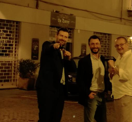 Tiramani, Pozzolo, Cortopassi