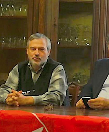 Sergio Bagnasco, Vercelli Democratica (Ferrari candidato sindaco)