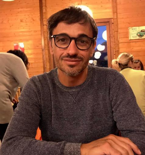 Alfonso Giorgio, candidato nella lista Vercelli con Maura Forte