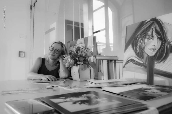 La mostra di Lorena Fonsato a Trino: videogallery