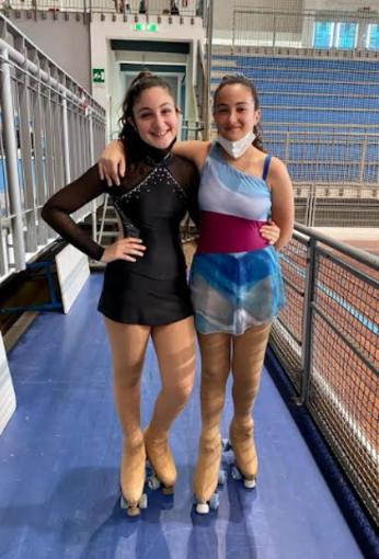 Skating: un oro e un argento al Trofeo Nazionale A.I.C.S. Piemonte 2021 Fase 2