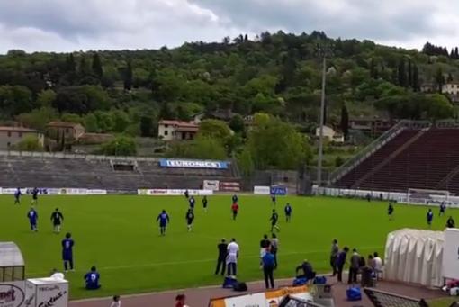 Qui Arezzo: Grieco propone Gerbi al centro dell'attacco