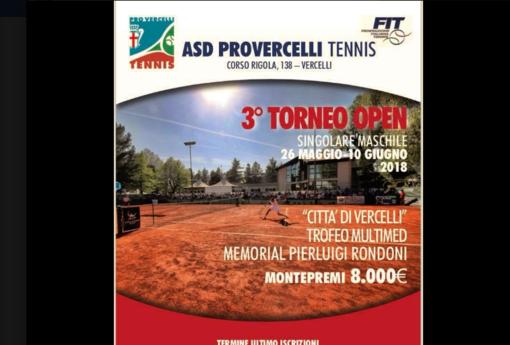 Tennis Pro Vercelli: è l'ora dell'evento più importante dell'anno