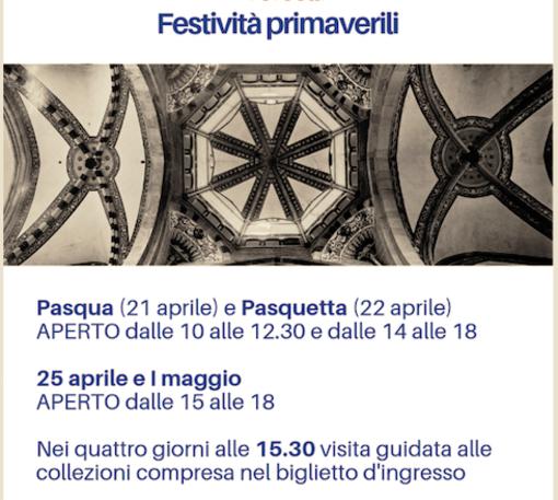 Pasqua e Pasquetta al Museo Borgogna
