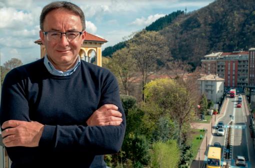Angelo Dago, 52 anni, candidato alle Regionali