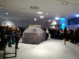 La Volvo XC40 coperta