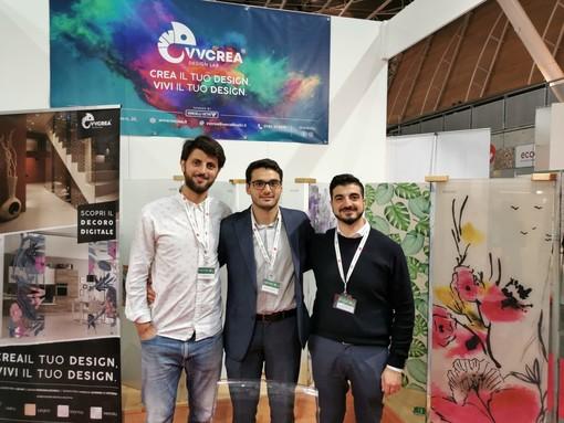 VVCrea Design Lab a Restructura 2019: la personalizzazione estrema del vetro con Vercelli Vetri