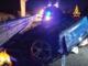 Tremendo schianto: due auto distrutte