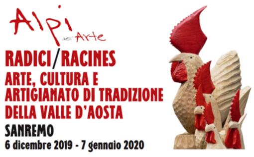 L'anima pulsante dell'artigianato valdostano di tradizione a Sanremo
