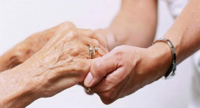 «Grazie per tutto l'appoggio dato al Soggiorno Anziani»