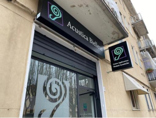 Il nuovo centro di Vercelli - Foto Acustica Biellese