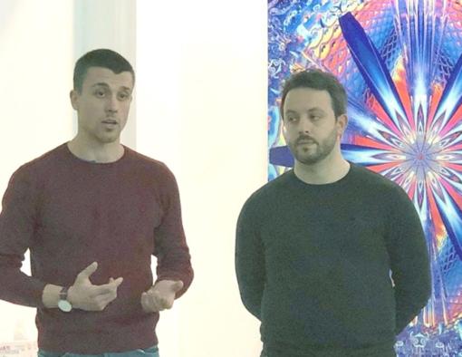 Filippo Costanti e Simone Menichetti sono i relatori della serata