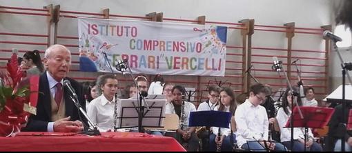 La scuola primaria di via Cerrone intitolata a Carlo Angela